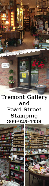 Tremont Gallery and Pearl Street Stamping 309-925-4438